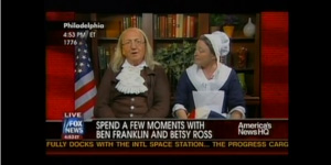 Fox News - Ben and Betsy